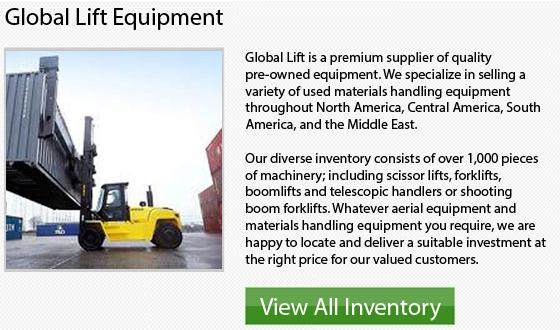 Used Mitsubishi Forklifts - Inventory Washington top